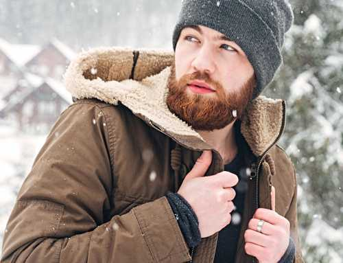 TOP 5 REASONS TO GROW A BEARD THIS WINTER