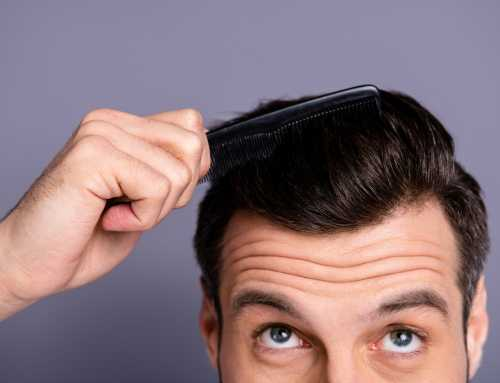 4 HACKS TO MAKE THINNING HAIR LOOK THICKER  (MEN'S EDITION)