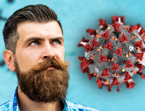 BEARDS VS CORONAVIRUS:  IS FACIAL HAIR PUTTING YOU AT RISK?