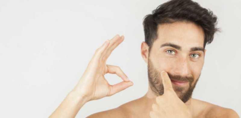 Minoxidil riesgos uso barba