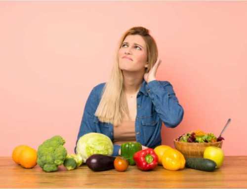 ¡Cuidado! Hacer dieta puede dejarte calvo