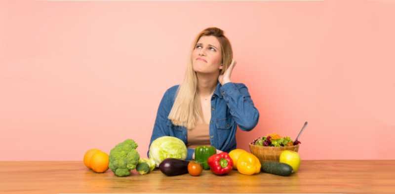 dieta puede dejarte calvo