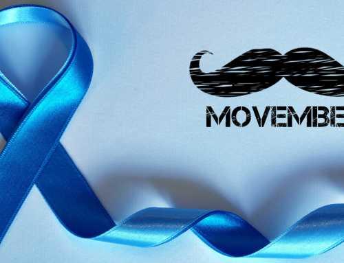 Movember: mes del bigote en contra del cáncer de próstata