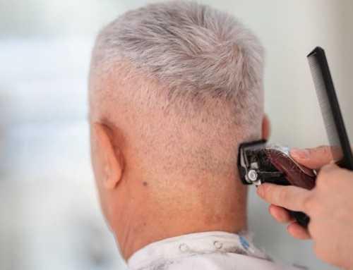 El error de afeitarse para evitar la calvicie