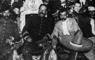 bigotes barbas revolucion mexicana