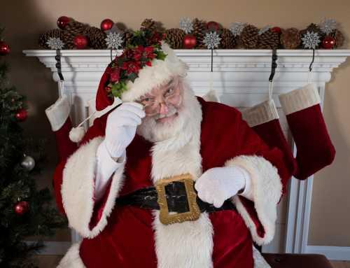El Porqué De La Barba De Santa Claus