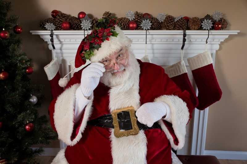 Barba Santa Claus
