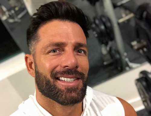 """""""Decidí acudir a la Clínica DHI, que me convenció tanto por los testimonios de desconocidos, como por las recomendaciones de conocidos"""": Federico Díaz. actor, cantante y conductor"""