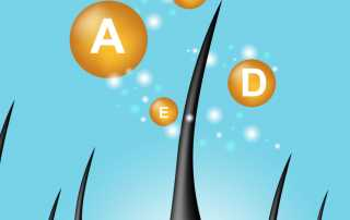 Vitamina D como prevención de la caída de cabello