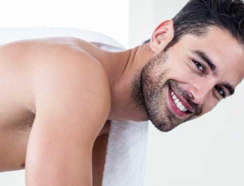 Cómo cuidar la piel de los hombres con barba